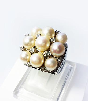 ORO 18K BRILLANTES - Perlas Naturales