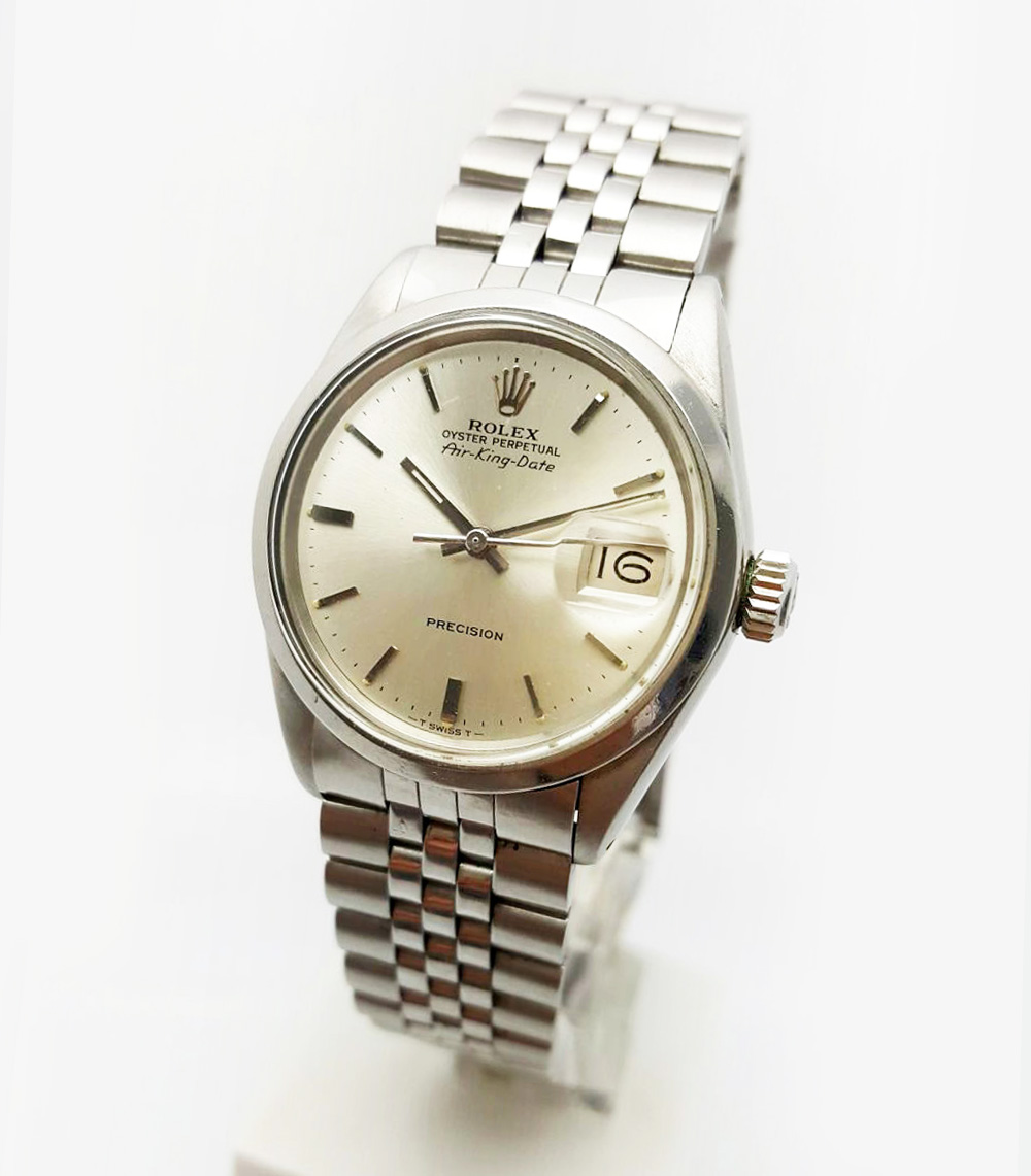 ROLEX AIR KING - Automático