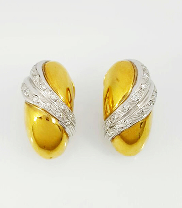 ORO BLANCO / AMARILLO 18K - Brillantes