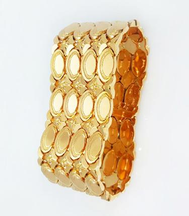 FIRMADO VAN CLEEF & ARPELS - Oro Amarillo 18K