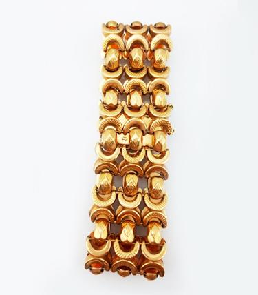 FIRMADO BOUCHERON - Oro Amarillo 18K